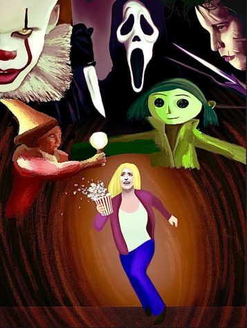 Five movies to get you in the Halloween spirit