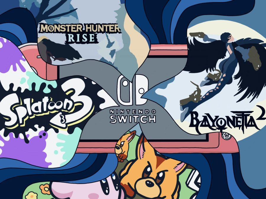 Nintendos third direct of the year announced a slew of new games, from Kirby and the Forgotten Land to Splatoon 3 and Bayonetta 3.