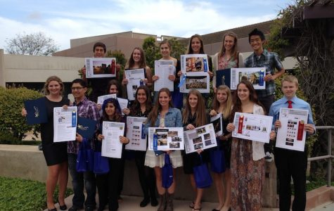 The Foothill Dragon Press takes home 18 awards from Ventura County Star ceremony