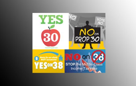 Both Proposition 30 and Proposition 38 have the power to affect funding for California schools. Credit: Aysen Tan/The Foothill Dragon Press