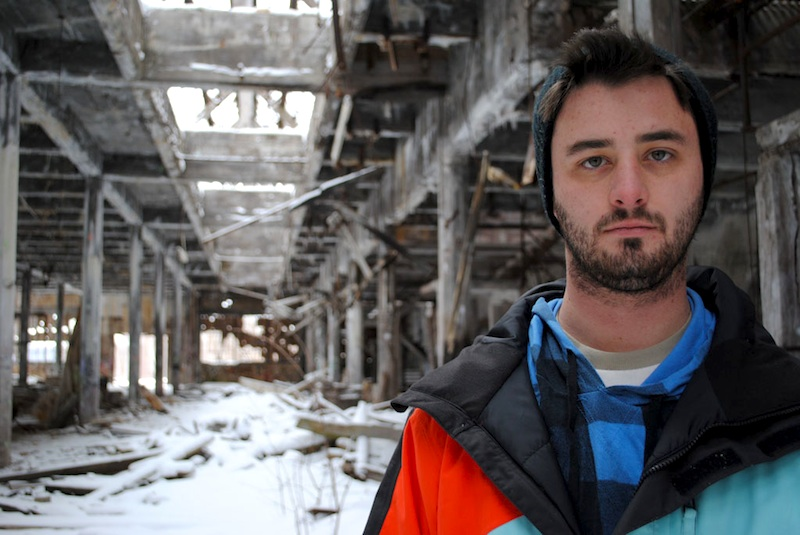"""Dominic Fredianelli enlisted in the military right out of high school and is now a focus of a documentary called """"Where Soldiers Come From."""" Photo courtesy of Heather Courtney."""