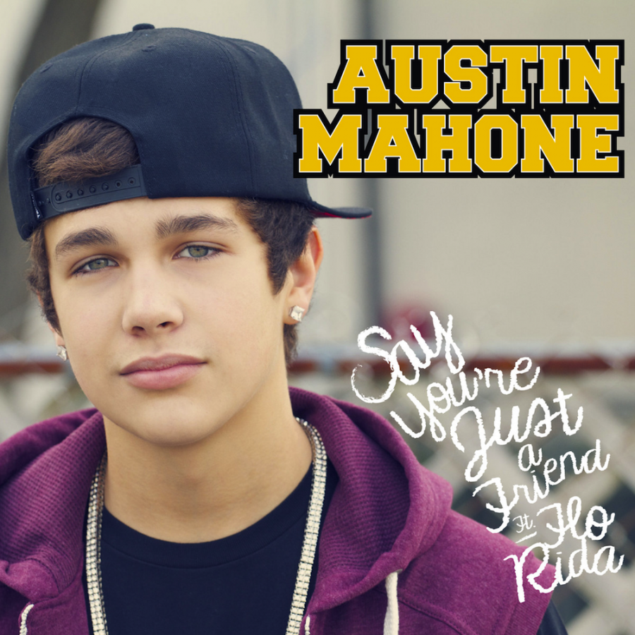 Youtube star Austin Mahone performed a song with rapper Flo Rida. Credit: Universal Republic