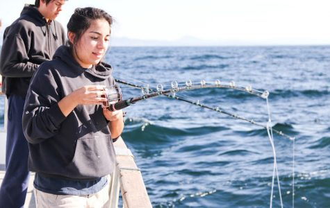 Biotechnology students learn on the open seas (28 photos)