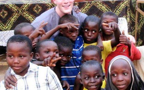 Greg Oyan: The Humanitarian