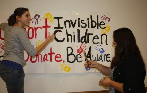 Invisible Children benefit spreads word for cause