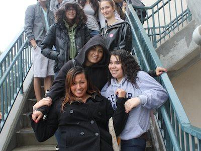 Foothill Students visit Santa Barbara City College