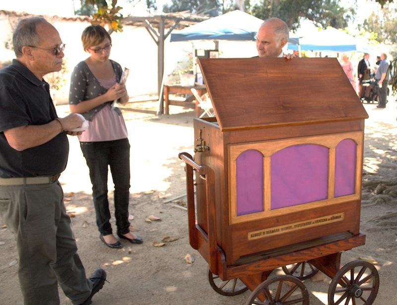 Senior hosts Ventura Heritage Day at Olivas Adobe (9 photos)