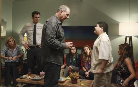 """Modern Family's """"When Good Kids Go Bad"""" is Dragon Press' pick for the best TV episode of 2011. Credit: ABC"""