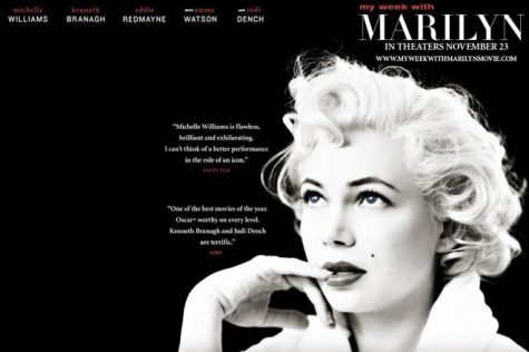 """My Week With Marilyn,"" released November 23, chronicles the filming of ""The Prince and the Showgirl,"" and is the Dragon Press"