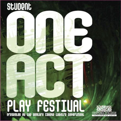 Level one acts at Ventura College's play festival
