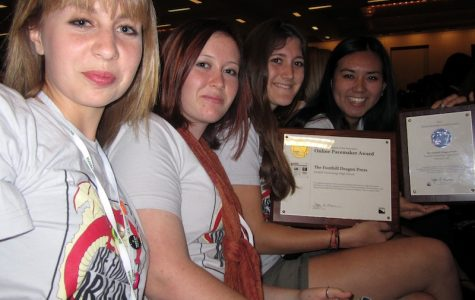 Dragon Press wins Pacemaker, top award in scholastic journalism