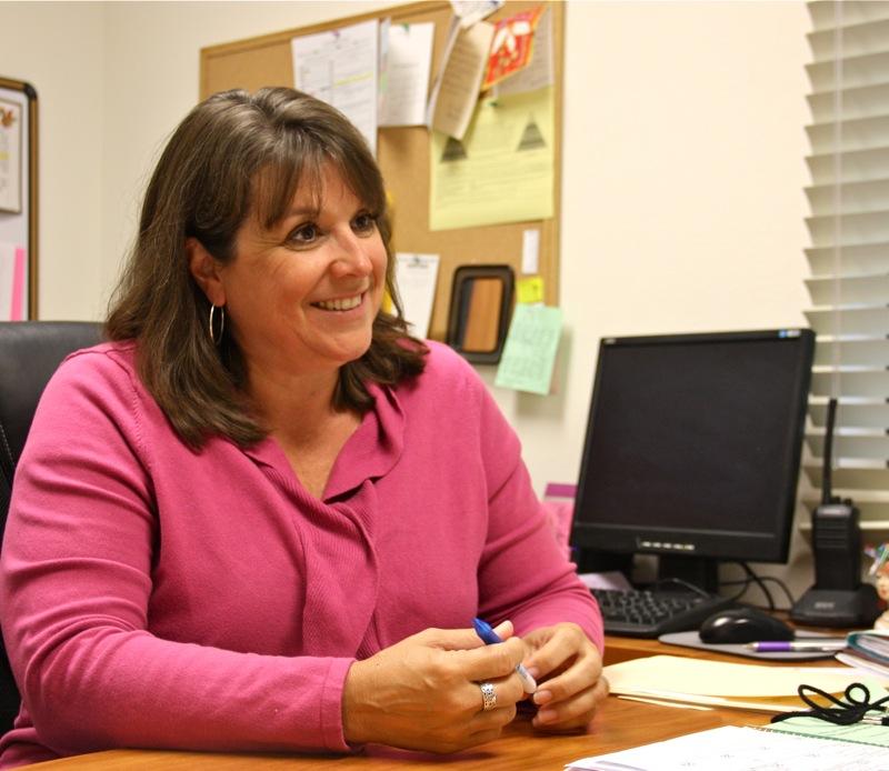 Assistant Principal Bobbi Powers will be leaving Foothill next year for an assistant principal job at Buena High School. Credit: Aysen Tan/The Foothill Dragon Press
