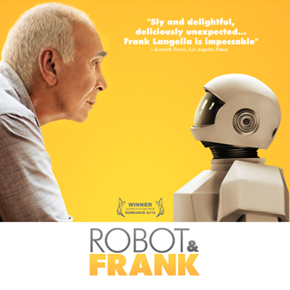 """""""Robot & Frank"""" is the perfect """"kick back and relax"""" movie. Credit: Alliance Films"""