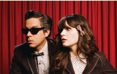She & Him sing an offbeat spin on the holidays