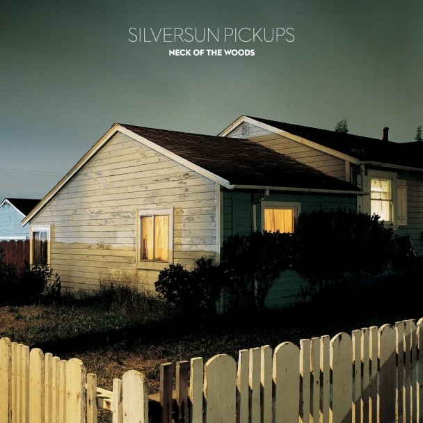 """Silversun Pickups released their newest album """"Neck of the Woods"""". Credit: Dangerbird Records"""