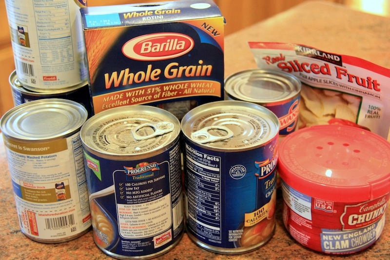 Teen Voice is having a fundraiser for cans of food during this Thanksgiving season. Credit: Josh Ren/The Foothill Dragon Press