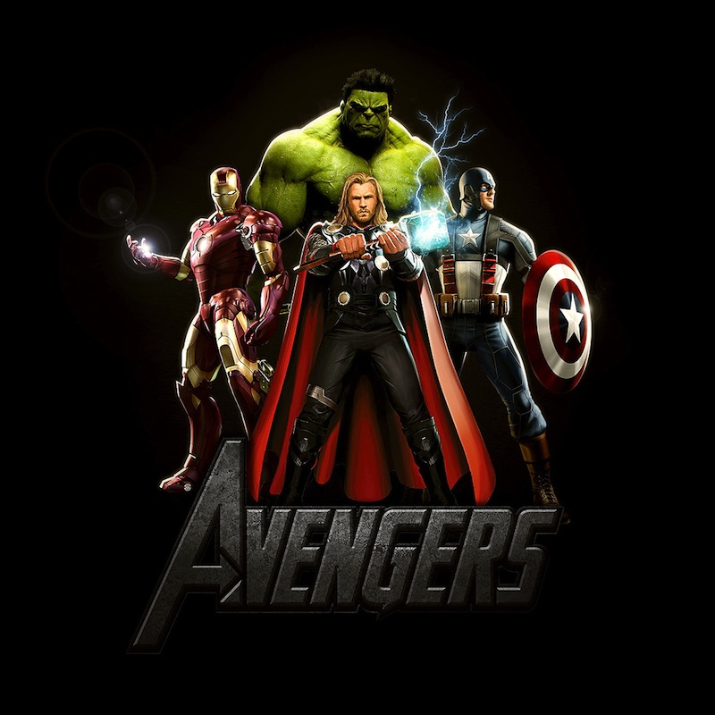 """Marvels summer blockbuster """"The Avengers"""" opened nationwide May 4. Credit: Marvel Studios."""