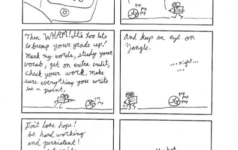 Thing 33, a comic by Kevin Kunes