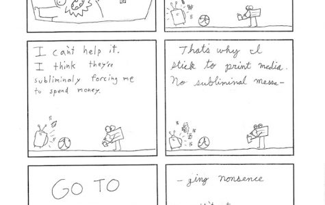 Thing 24, a comic by Kevin Kunes