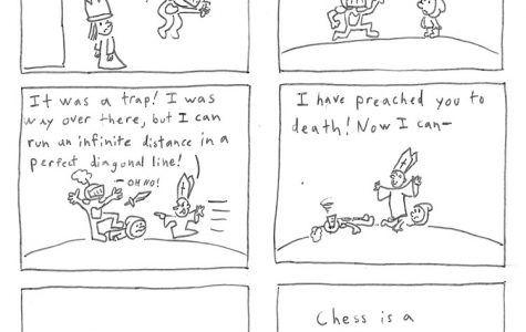 Thing 5, a comic by Kevin Kunes