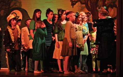 "Local theatre produces ""The Wizard of Oz"""