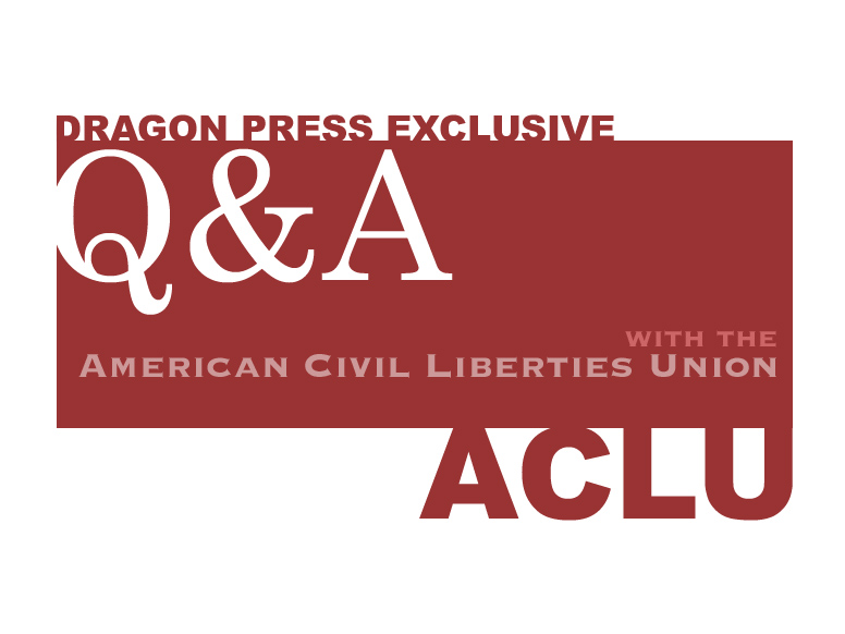 The Foothill Dragon Press interviewed the director of education advocacy of the Southern California branch of the American Civil Liberties Union about AB 1575. Credit: Aysen Tan/The Foothill Dragon Press