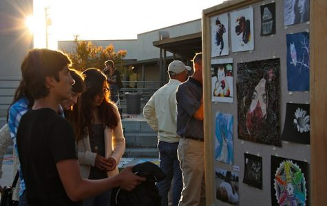 Student art show draws in viewers  (9 photos)