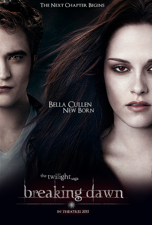 The newest installment of the Twilight Saga, Breaking Dawn - Part 1, was released November 18. Credit: Summit Entertainment