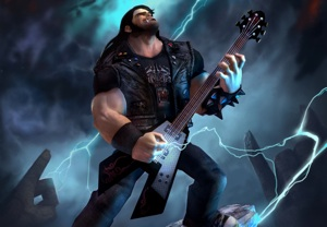 Brutal Legend a humorous heavy metal romp