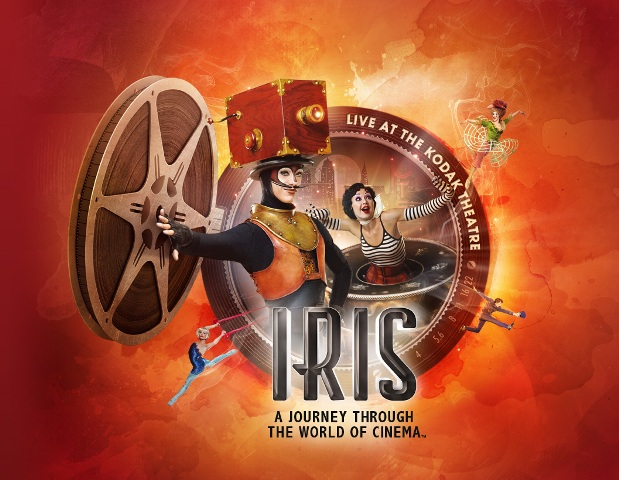 """Iris"" by Cirque du Soleil takes you through a magical and artistic journey. Credit: Cirque du Soleil"