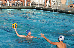 Buena Athlete: Colin O'Neill stays afloat