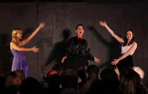 Company show choir performs to benefit homeless and foster youth programs (35 photos, video)