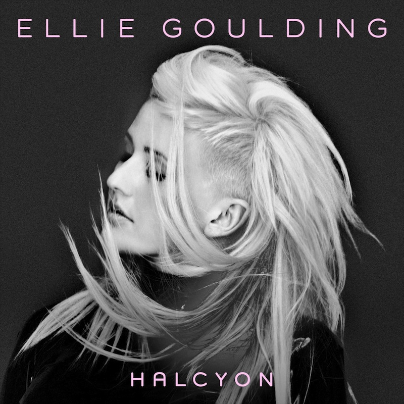 """New Ellie Goulding album """"Halcyon"""" was released on October 9 and has a new electronic sound. Credit: Polydor"""