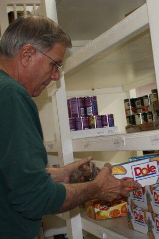 Project Understanding Food Pantry understocked, encountering food shortage