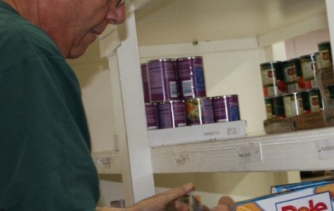 Project Understanding Food Pantry understocked, encountering food shortage