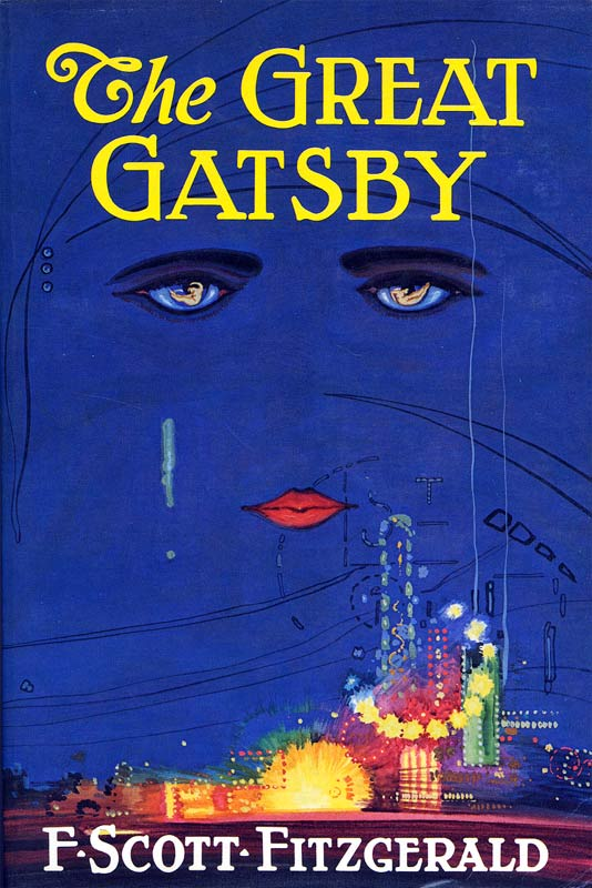 """""""The Great Gatsby,"""" by F. Scoot Fitzgerald is amazing in its original novel form. However, it falls flat in its newest film version first released on May 10, 2013. Credit: Scribner/ The Foothill Dragon Press"""