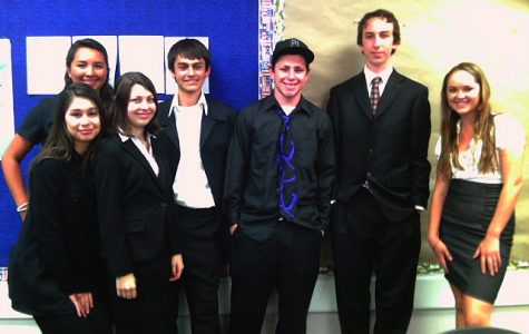 Class of 2011 triumphs over annual Senior Hero Projects