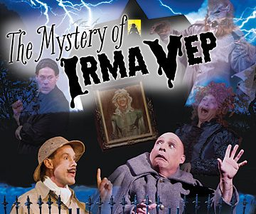 """The Mystery of Irma Vep"" is side-splitting mayhem"