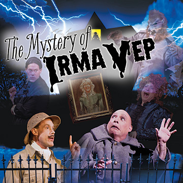 """The Mystery of Irma Vep"" will run until Sunday. Credit: Rubicon Theatre Company."