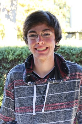 Student of the week: Josh Ward