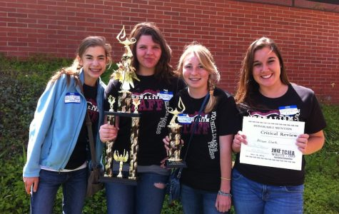 Dragon Press wins three awards at tri-county competition