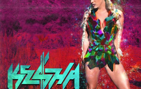 """Ke$ha strays slightly from her usual party animal style with """"Warrior"""""""