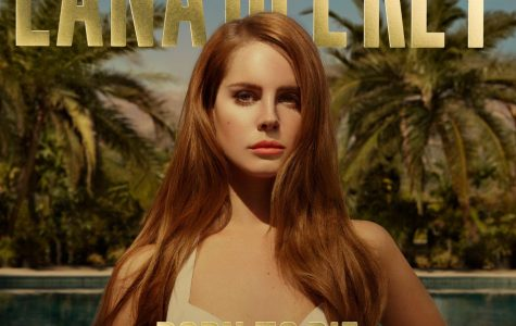 """Lana Del Rey came out with her newest album """"Paradise"""" on November 13 with disappointing results. Credit: Interscope/The Foothill Dragon Press"""
