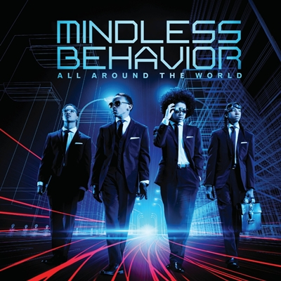 """Mindless Behavior released their newest album """"All Around The World"""" on March 12. Credit: Interscope/The Foothill Dragon Press"""