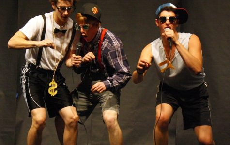 Mr. Foothill competition returns to Spirito Hall