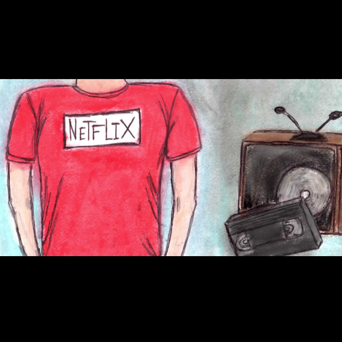 Many Americans are turning to Netflix for entertainment. Credit: Michael Morales/The Foothill Dragon Press