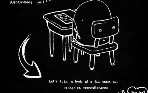 Penguinoid 4, a comic by Claire Stockdill