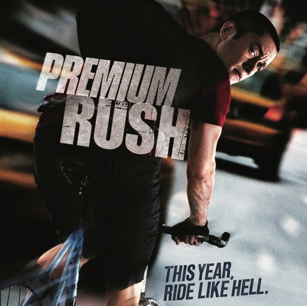 "Joseph Gordon-Levitts newest movie, ""Premium Rush"" hit theaters on August 24. Credit: Columbia Pictures"