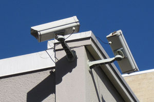 Foothill students may see cameras like these on campus. Credit: Creative Commons photo by TCKS on Flickr.com