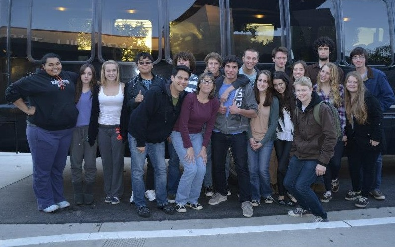 Foothills Speech and Debate team did well at a tournament at Stanford University last weekend. Credit: Khaila Hartung-Dallas. Used with permission.